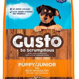 Gusto Puppy Junior