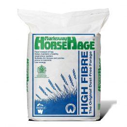 HorseHage High Fibre- het orginele stofvrije ruwvoer