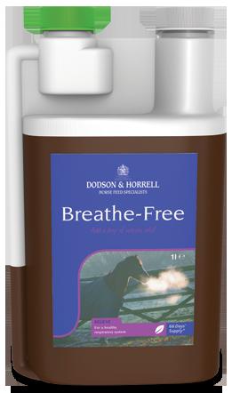 Dodson & Horrell Breathe Free