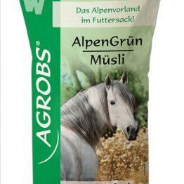 Agrobs AlpenGrun Muesli 15kg