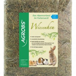 Agrobs Wiesenheu Weidehooi voor Knaagdieren