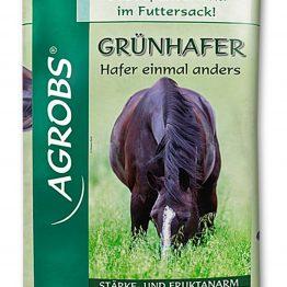 Agrobs Gruenhafer 15kg Groene Haver