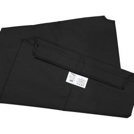 HiK9 Zwart cover dicht geweven canvas