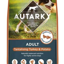 Autarky Adult Turkey Potato Kalkoen Aardappel