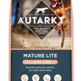 Autarky Mature Lite Salmon Senior Light Zalm
