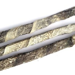 Fish Skin Throw Sticks Long ca 60g