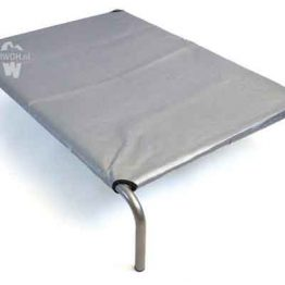 HiK9 Cover Heavy Duty Zilver