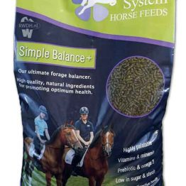 Simple System Horse Feeds Simple Balance+
