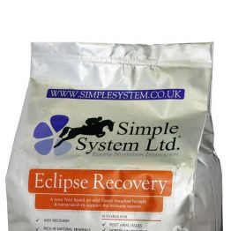 Simple System Horse Feed Eclipse Recovery 5kg