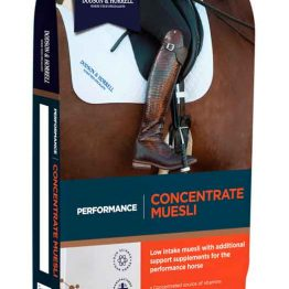 Dodson & Horrell Performance Concentrate Muesli 20kg