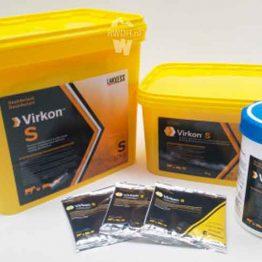 Virkon S desinfectie en ontsmettingsmiddel