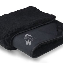 HiK9 Black canvas black cosy topper
