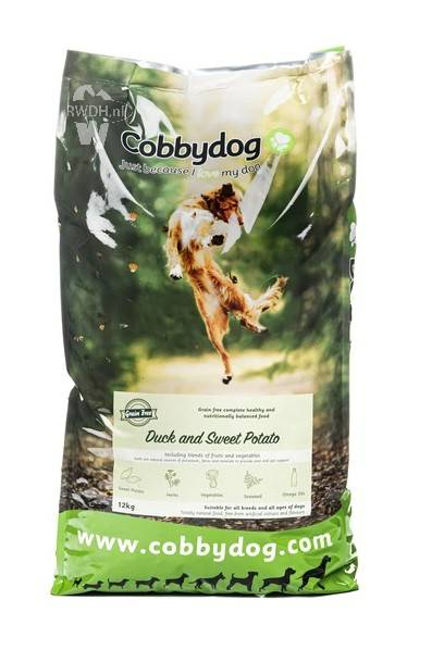 CobbyDog Duck Sweet Potato