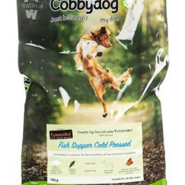 Cobbydog Fish Supper Cold Pressed = Turmeraid