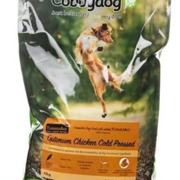 COBBYDOG OPTIMUM CHICKEN COLD PRESSED+TURMERAID