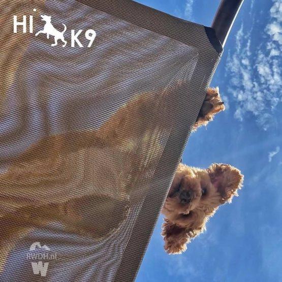 HiK9 ventilerend cover mesh