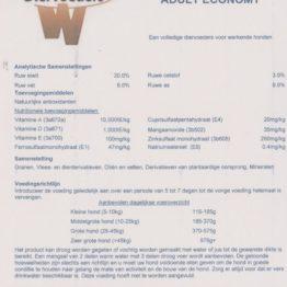RWDH Adult Economy Hondenbrok
