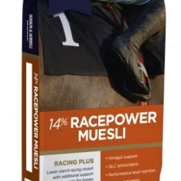 Dodson & Horrell Racing Plus 14% RacePower muesli