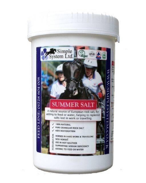 Simple System Summer Salt 2kg