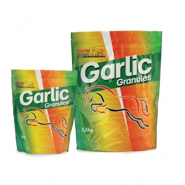 Equine Garlic Granules