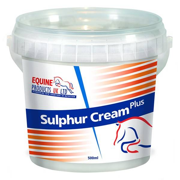 Equine Sulphur Cream- Plus